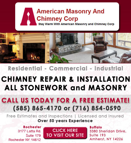 american masonry and chimney