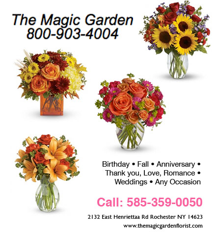 the magic garden florist